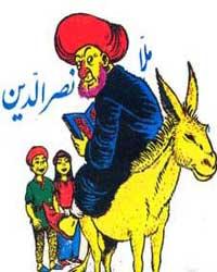 بچه ملا(مجموعه داستان های طنز ملا نصرالدین)